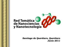 Queretaro-2011\Presentación 1 - Dr. Sergio Fuentes