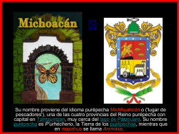 MICHOACAN parte 1
