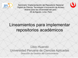RepositoriodigitaslL... - Repositorio Académico UPC