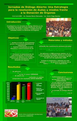 Ver poster - Cucaicor.com.ar
