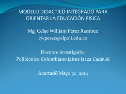 Modelo Didactico Integrado