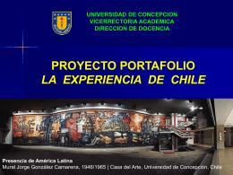 Presentación de PowerPoint - Protfolio Quito 26 septiembre 2005