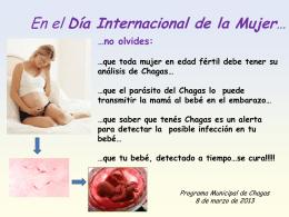 Prevención de transmisión vertical (madre a hijo)