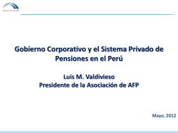Luis Valdivieso - (FIAP) Federación Internacional de