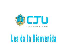 Diapositiva 1 - colegio jesus de urquiaga iap