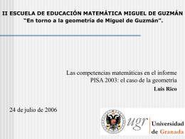 Cómo enseñar matemáticas?