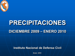 Emergencias y Pronósticos 2010 (10.01.31) 2200HRS1