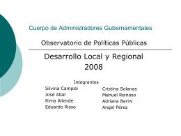 Campisi, Silvina - Asociación de Administradores Gubernamentales