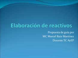 Presentación del curso en PowerPoint
