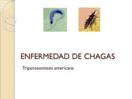 ENFERMEDAD DE CHAGAS 2011