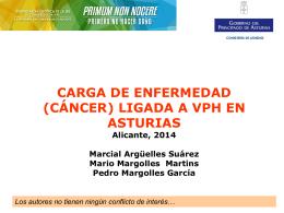 PPT - Enfermedades Raras en Asturias