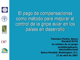 Mecanismos de compensación y el control de las enfermedades