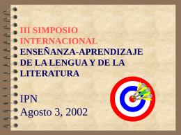 ALAD - UNAM - Centro de Enseñanza de Lenguas Extranjeras