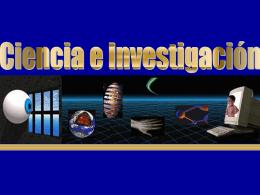 metodo_cientifco - Universidad Tecnológica de la Selva