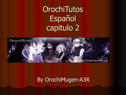 OrochiTutos - orochimugen