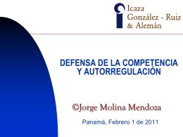 Defensa De La Compet.. - Autoridad de Protección al Consumidor y