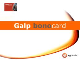 La Tarjeta Bonocard NO es un medio de pago. - SAP