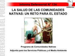 Situación de Indígenas Indocumentados