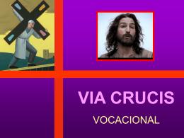 Vía Crucis Vocacional CMF
