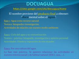 DOCUAGUA_presentacion_
