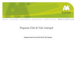 Socios Club de Vela Castropol