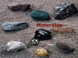 Copia de Clase8-Minerales