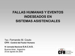 sistema asistencial - Medicina y Sociedad