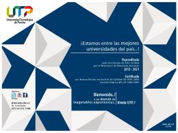 Presentación Plan de Gestión Facultades.