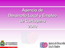 Presentación - Ayuntamiento de Cartagena