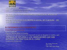 UCA-BU Terramar Asociación de Consumidores y Amas de Hogar