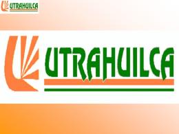 Presentación de la cooperativa UTRAHUILCA.