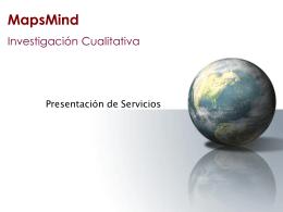 Slide 1 - Estudios Cualitativos -Etnografia del Mercado