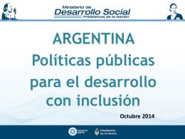 RESPONSABILIDAD SOCIAL - SEDESOL | Internacional