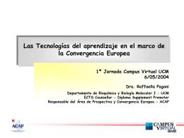 Diapositiva 1 - Universidad Complutense de Madrid