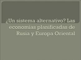las-economias-planificadas
