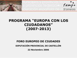 Arantxa Canto - Diputación de Castellón