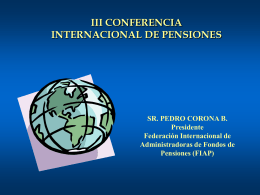 FIAP - World Pension Association