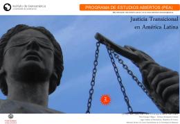 Justicia Transicional 3 - Instituto de Iberoamerica