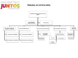 tribunal de justicia mpal