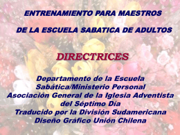 Curso Maestros Esc Sab.