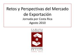 Retos y Perspectivas del Mercado de Exportación