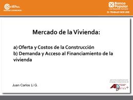 Mercado de la Vivienda - monsesaconsultores.com