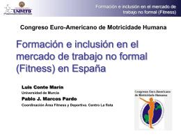 Técnico Superior FEDA en Fitness y Entrenamiento Personal