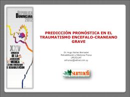 Predicción Pronóstica en TEC
