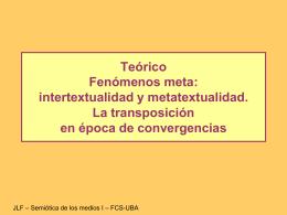 PPT Teórico fenómenos meta