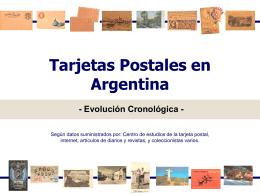 cronología de la posta en Argentina_a