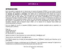 Guia Hydra - Comisión de Cooperación Ecológica Fronteriza