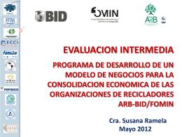 Evaluación Intermedia – 30 Mayo 2012-2