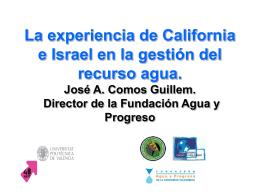 Conferencia José Alberto Comos