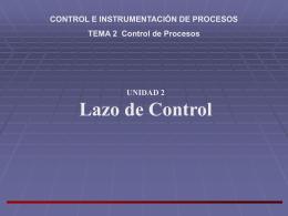 Diapositiva 1 - CONTROL-PS2316